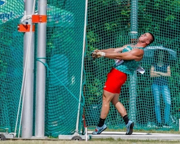 Шести на Балканиадата завърши лекоатлетът Никола Михов