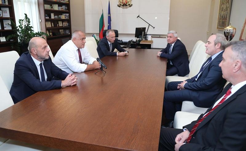 Премиерът Борисов: Осигуряваме 50 милиона лева за увеличение на заплатите на преподавателите в университетите