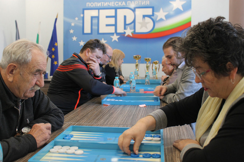Празничен табла турнир организира ГЕРБ - Добрич