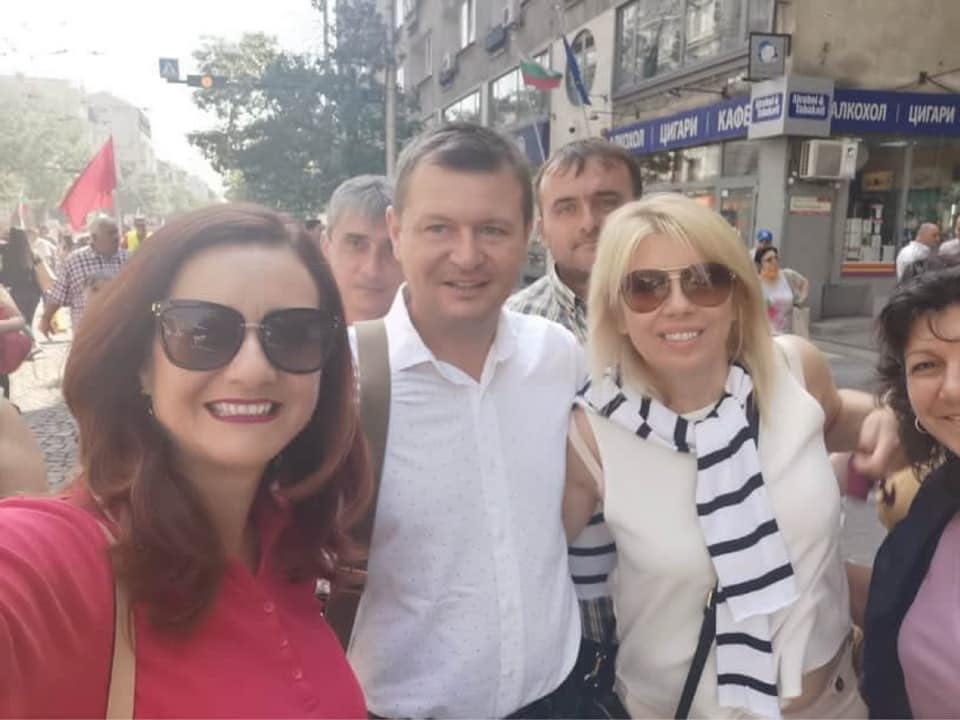 Народният представител от област Добрич Даниел Петков влезе в Националния съвет на БСП