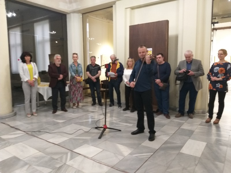 Атанас Капитанов: Цигулката е способна да бръкне наистина много дълбоко в душата на човек, особено ако е в майсторски ръце
