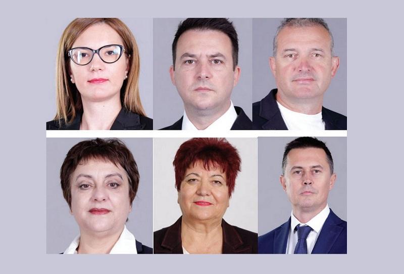 Общинските съветници от МК ГЕРБ (СДС) с приемни за граждани на 7 и 8 октомври