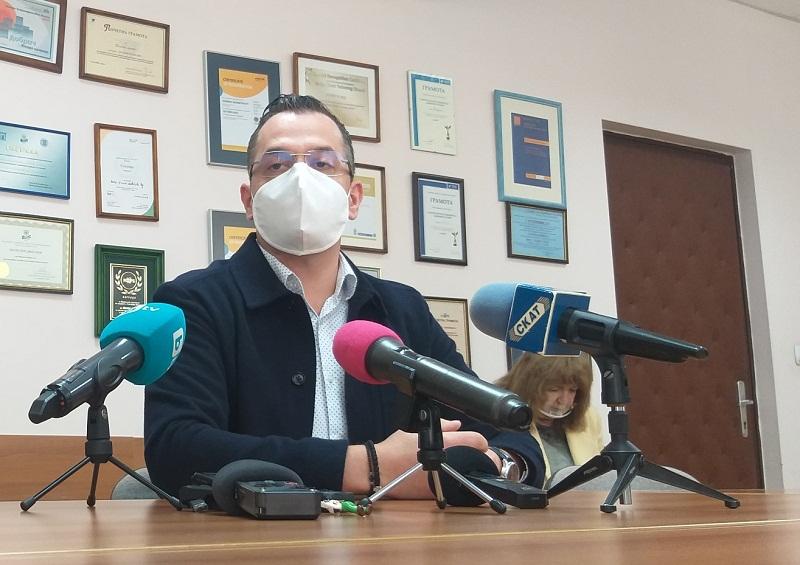 Йордан Йорданов: Призовавам хората да спазват всички противоепидемични мерки
