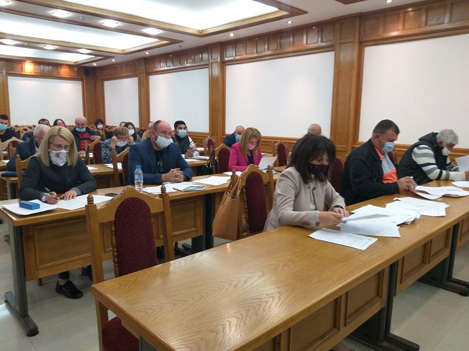 Добричкият общински съвет прие повторно свое решение, върнато от областния управител