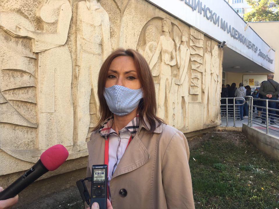 Северина Савова: Към момента търсенето на медицински специалисти е факт, както и на работещи в обувното и шевно производство