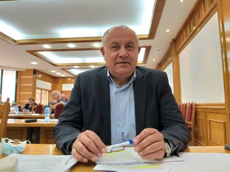 Д-р Ердинч Хаджиев е преизбран за областен председател на ДПС