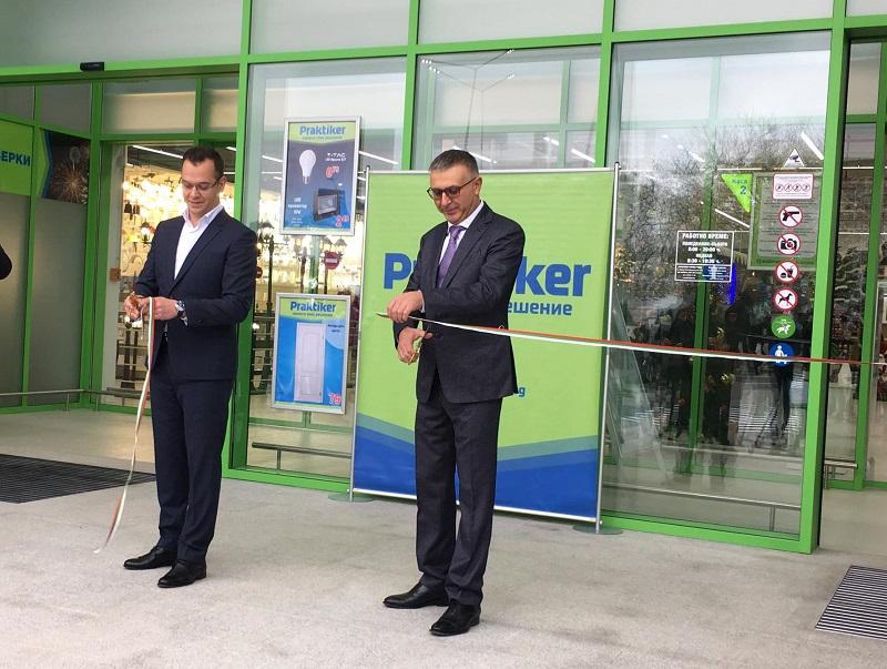"""""""Практикер"""" официално отвори врати в Добрич"""