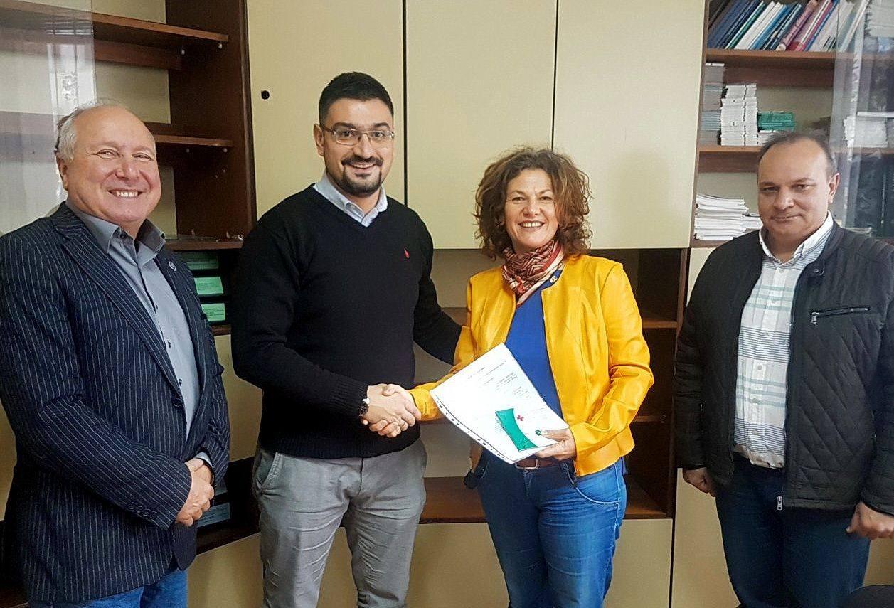 Ротари клуб – Добрич с дарение за болницата в града