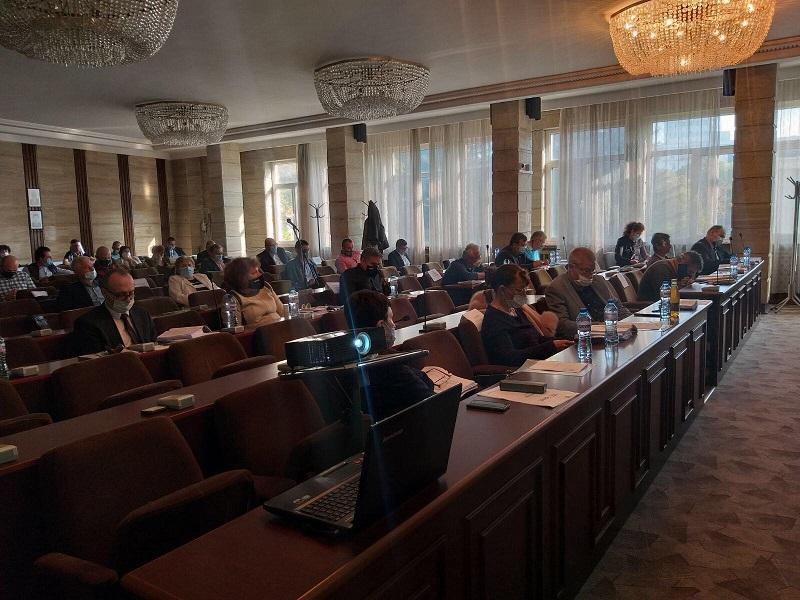 Докладна записка за поемане на краткосрочен дълг за финансиране на реализацията на водния цикъл ще разгледа ОбС - Добрич