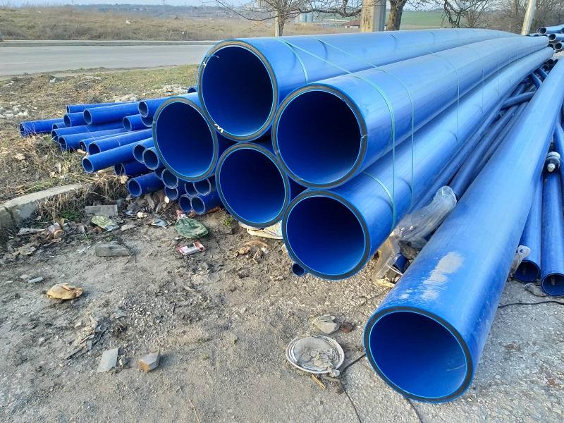 800 000 лева са отпуснати за изграждане на канализация и ремонт на водопроводи на две улици в Каварна