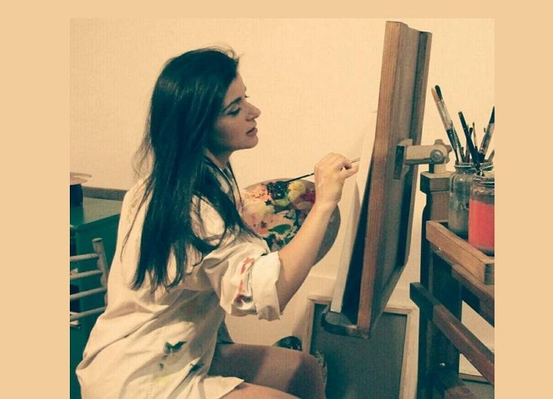 Ани Ехиян: Рисуването ме кара да се чувствам завършена, пълноценна и щастлива