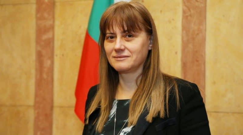 Депутатът от ГЕРБ Даниела Димитрова с приемна в Добрич