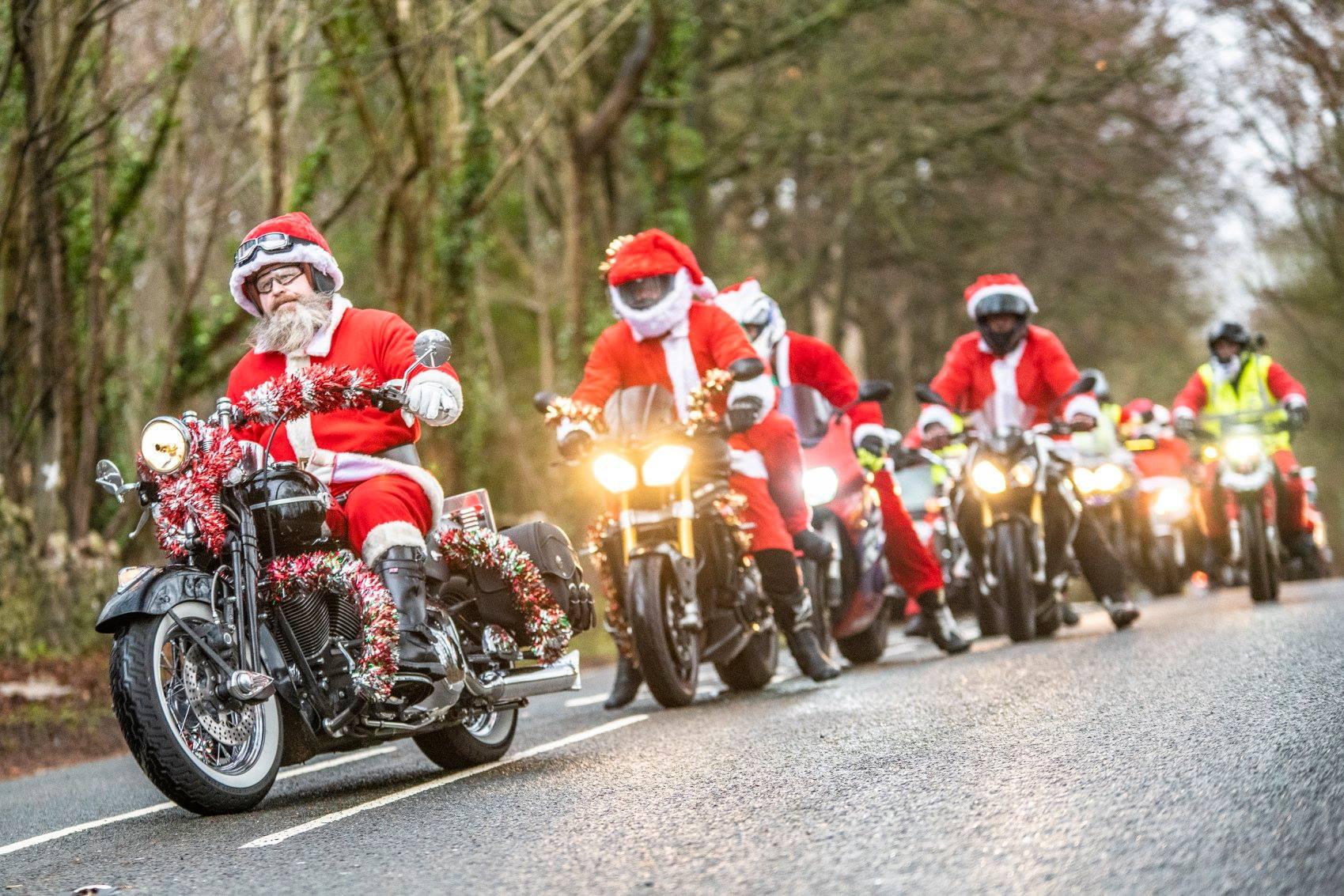 Коледна обиколка с благородна кауза организират добричките мотоциклетисти