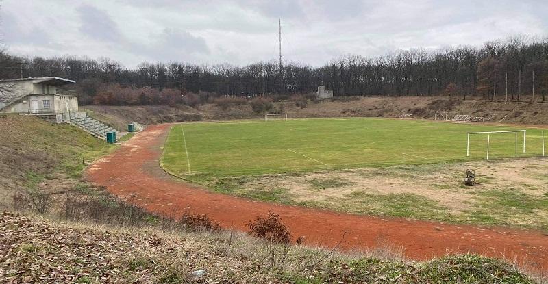 Община Тервел с проектно предложение за ремонт на градския стадион