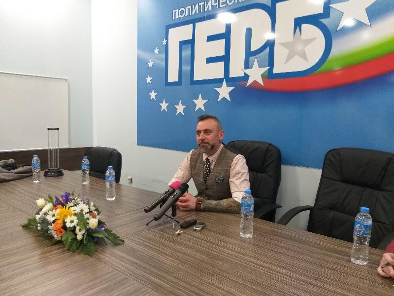 Калин Вельов се срещна с културни дейци в Добрич