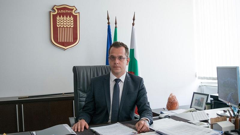 3 550 лева е месечното възнаграждение на кмета на община Добрич