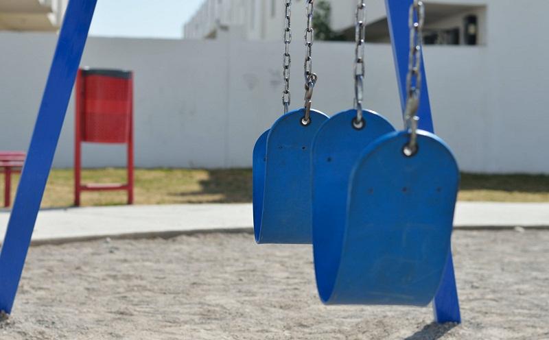 Изграждат две площадки за игра на открито в селата Божурец и Белгун