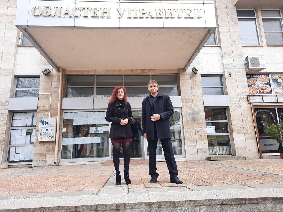 """Инж. Таня Кескинова е водач на листата на """"Изправи се!"""" в Добрич"""