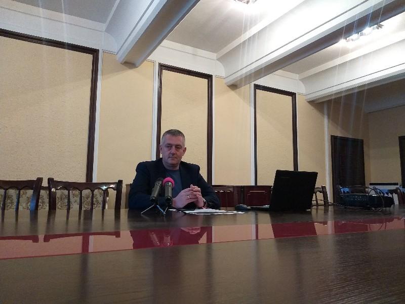 """Инж. Пенчо Керванов: Предприети са незабавни мерки за отстраняване на проблема с пропадналия участък по ул. """"Батовска"""""""