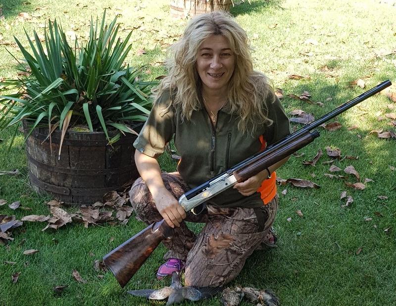 Момка Спасова: Ловът е начин да избягам от ежедневните грижи и да се срещна с добри приятели