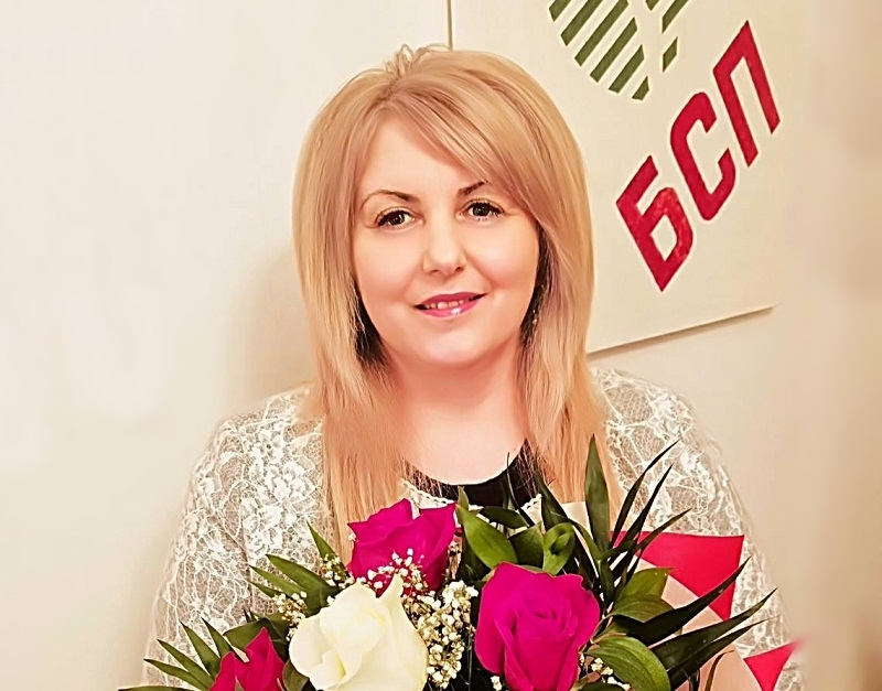 Мария Кирякова е новият председател на общинския съвет на БСП в Каварна