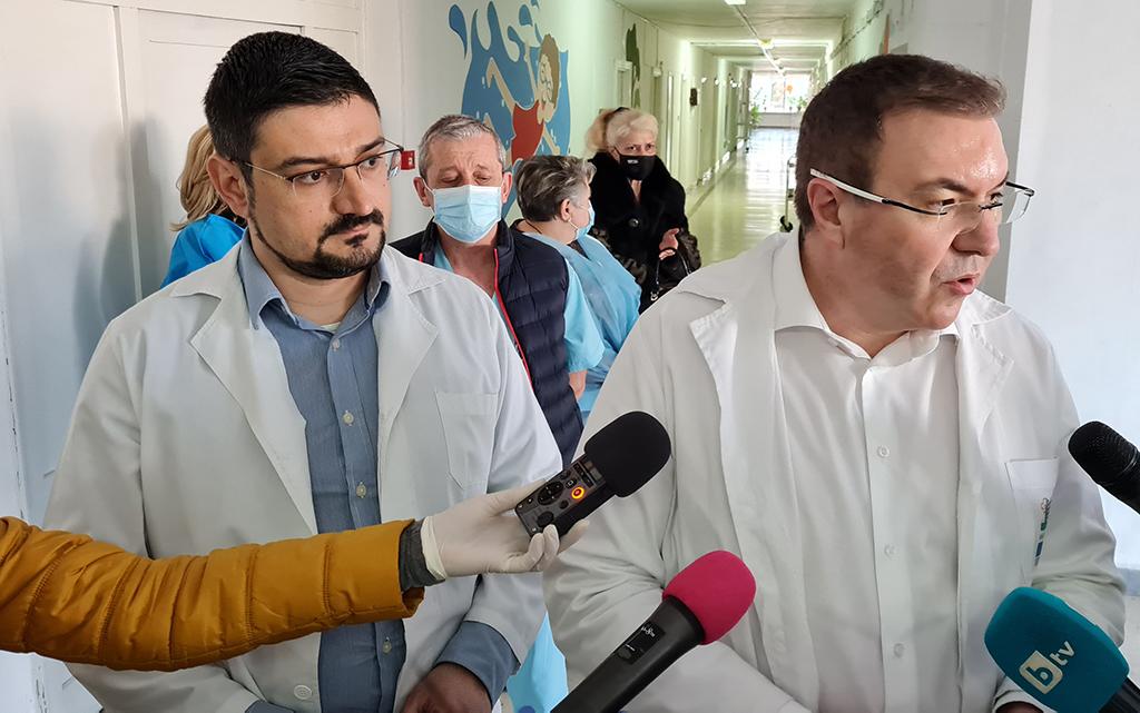 К. Ангелов: Спокоен съм за здравето на хората в Добричка област