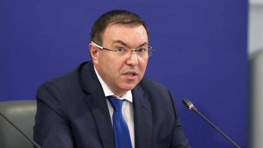 Министър Ангелов: Намираме се в най-върховата част от третия пик