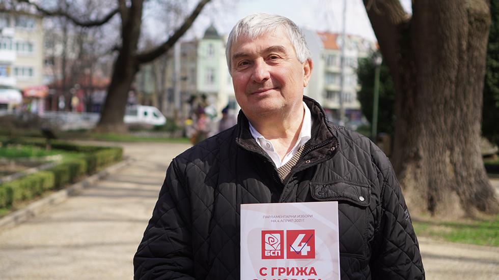 Симеон Симеонов: Имам една основна мисия – да помогна да направим така, че да дадем възможност на икономиката на този край да се пробуди