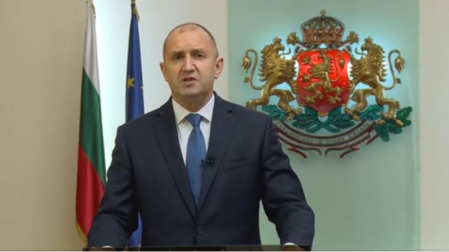 Президентът започва консултации с парламентарните групи за правителство