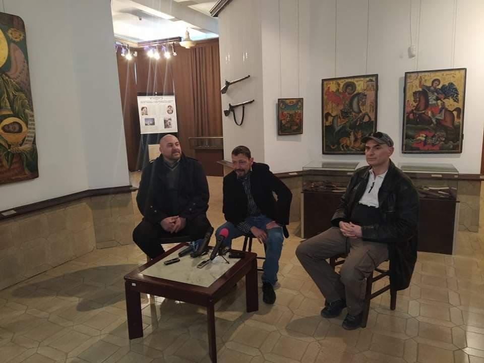 Пушката на Панайот Волов и револвера на Стефан Стамболов представят в изложба, посветена на Априлското въстание