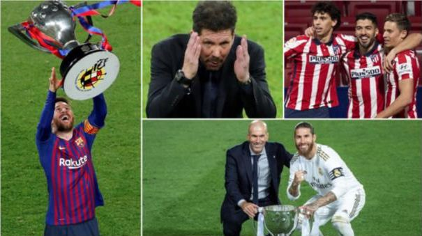Най-интересната лига в Европа: Bwin залози за шампион на Испания