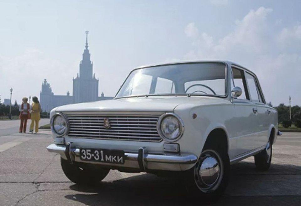 """Автомобилите """"Лада"""" навършват 55 години"""
