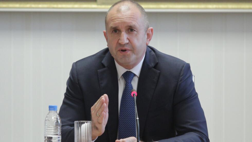 Радев към ЦИК: Указ за избори на 11 юли ще има, започнете работа още сега