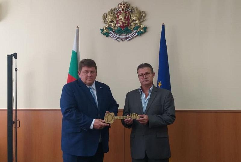 Васил Карапанчев: Основната ми цел е провеждане на честни и прозрачни избори