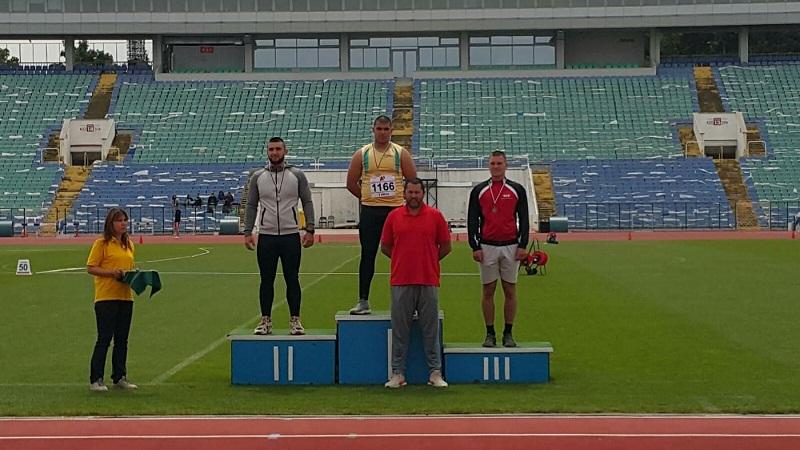 """4 медала за лекоатлети от СКЛА """"Добруджа"""" от Национален турнир"""
