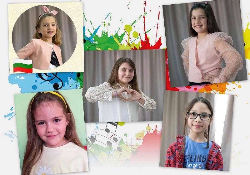 """Талантливи певци от VoiceRoom-Nelly Gregory с награди от фестивала """"Дерзайте, ребята!"""" в Молдова"""