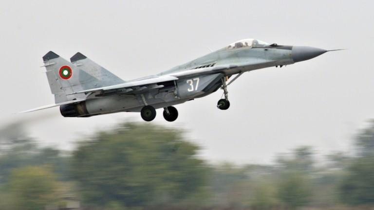 Авиационна техника на българските Военновъздушни сили ще прелети над Добрич