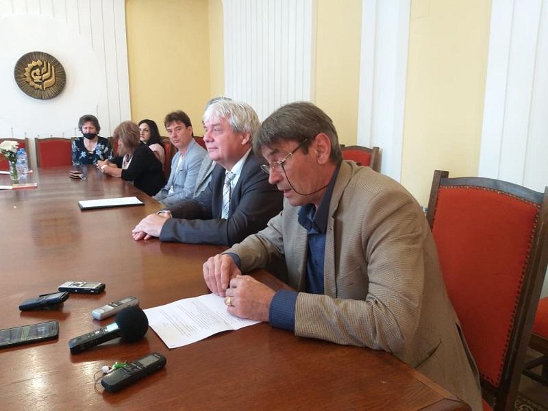Проф. Иван Киряков: Посевите са в отлично състояние