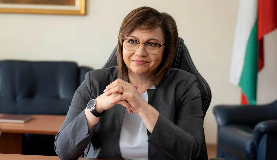 Корнелия Нинова: Благодаря ви за голямото ляво обединениe, защото България има нужда от него
