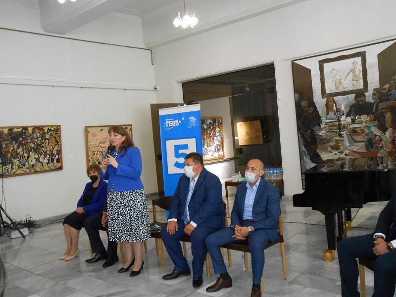 Деница Сачева: Амбицията ни е България да бъде едно по-добро място за образование и бизнес