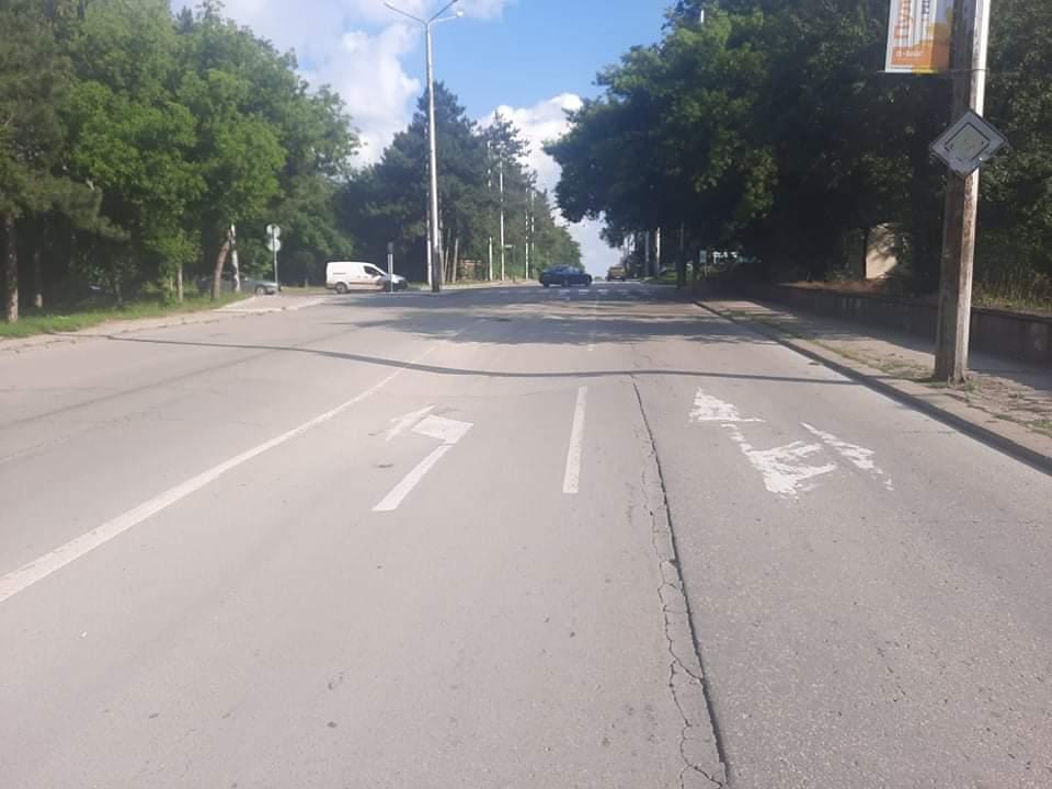 """Започва авариен ремонт на улица """"Батовска"""""""