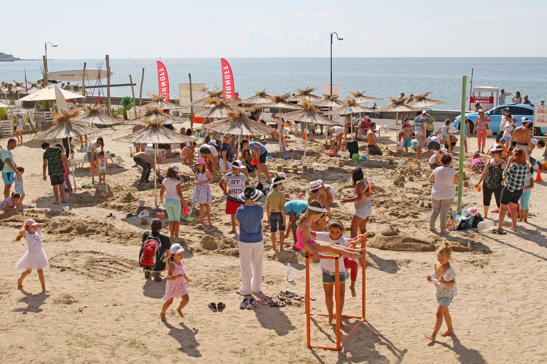 """Балчик отново ще бъде домакин на детския фестивал """"Пясъчни творения"""""""