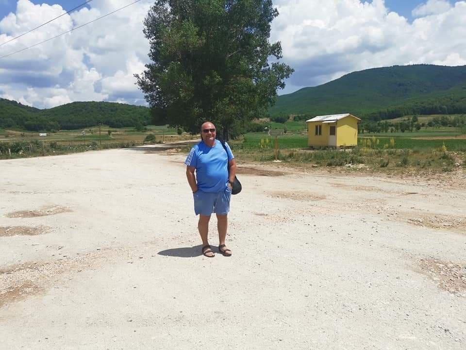 Треньорът Диян Дейков - за спорта и красотата на Албания