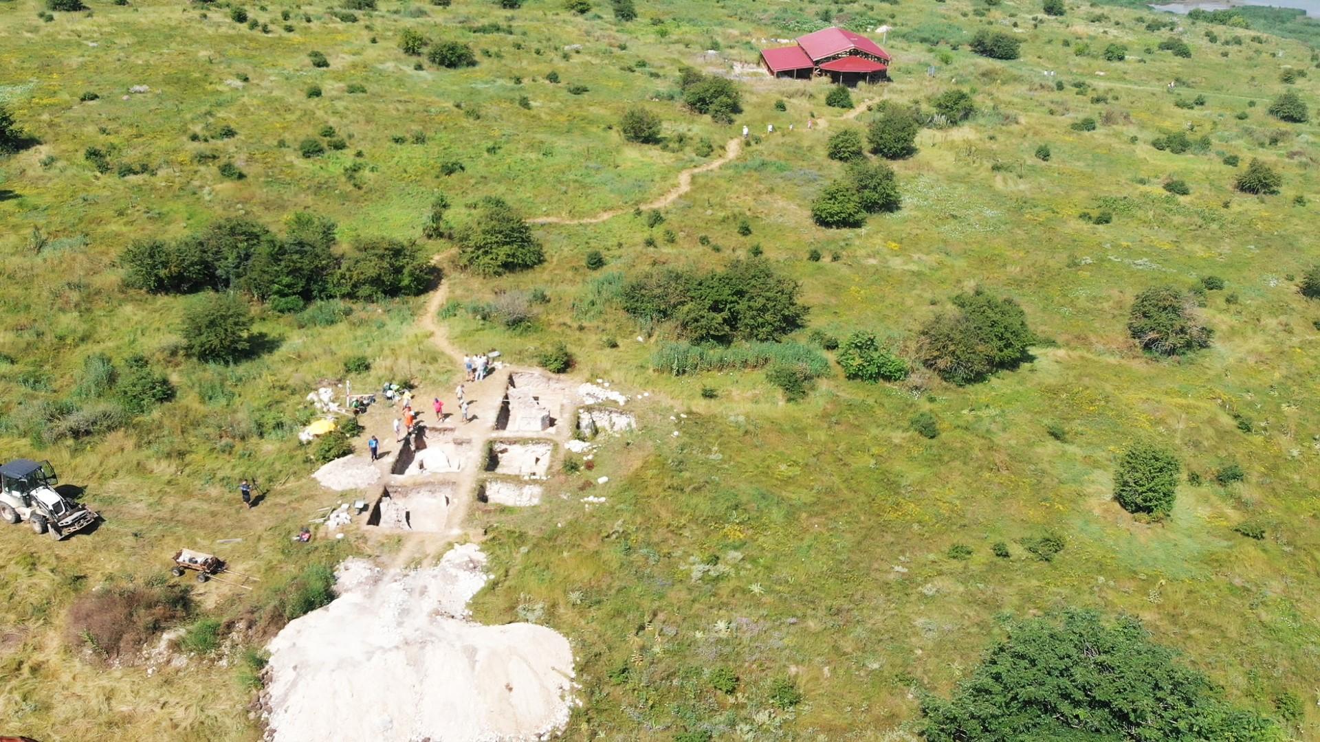 Четирилистна църква откриха археолозите по време на разкопки на Залдапа