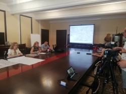 Представиха първия работен вариант на Новата транспортна схема на Добрич
