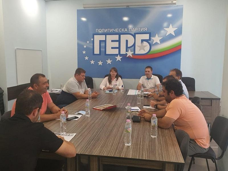 Общинските ръководители на ГЕРБ в Добрич представиха анализ на резултатите от изборите
