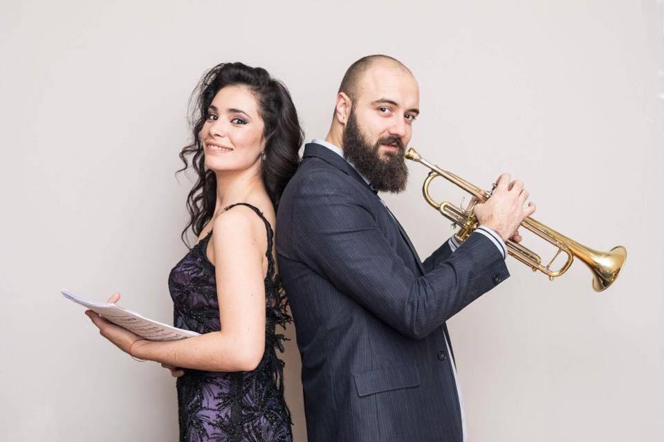 Надежда Цанова и Петър Македонски с концерт в добруджанското село Пчеларово