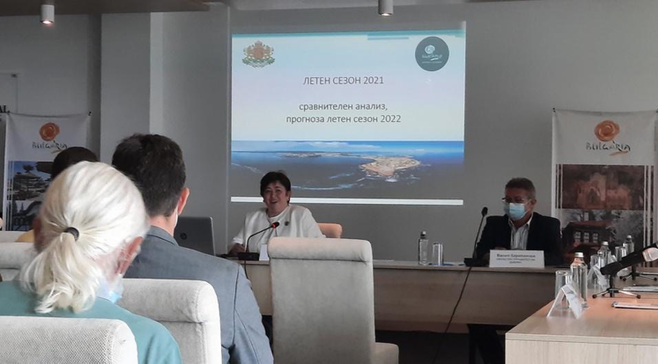 Областният управител участва в работна среща на министъра на туризма и бизнеса
