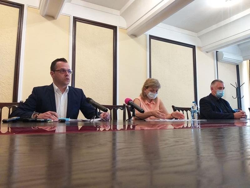 Документацията по проекта за центъра на Добрич отива в Европейската прокуратура